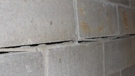Bowing Wall Repair