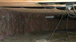 Crawl Space Repair Services