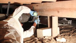 Crawl Space Stabilization Services