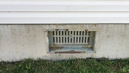 Crawl Space Vent Covers & Door Replacement Services
