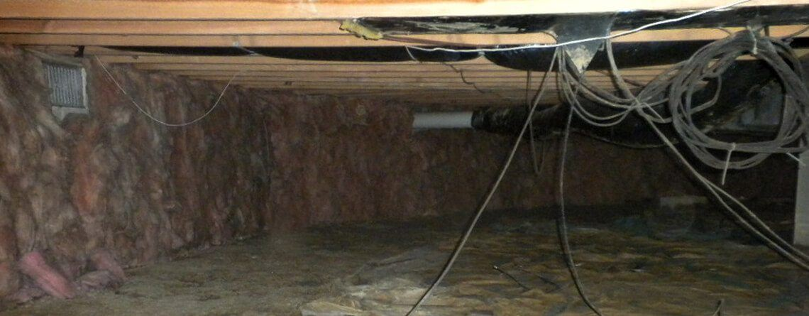 Crawl Space Repair Company | SouthernDry of Alabama