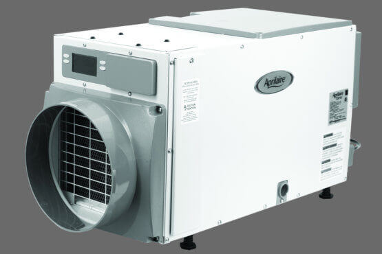 Aprilaire 1850CS High Capacity Crawl Space Dehumidifier