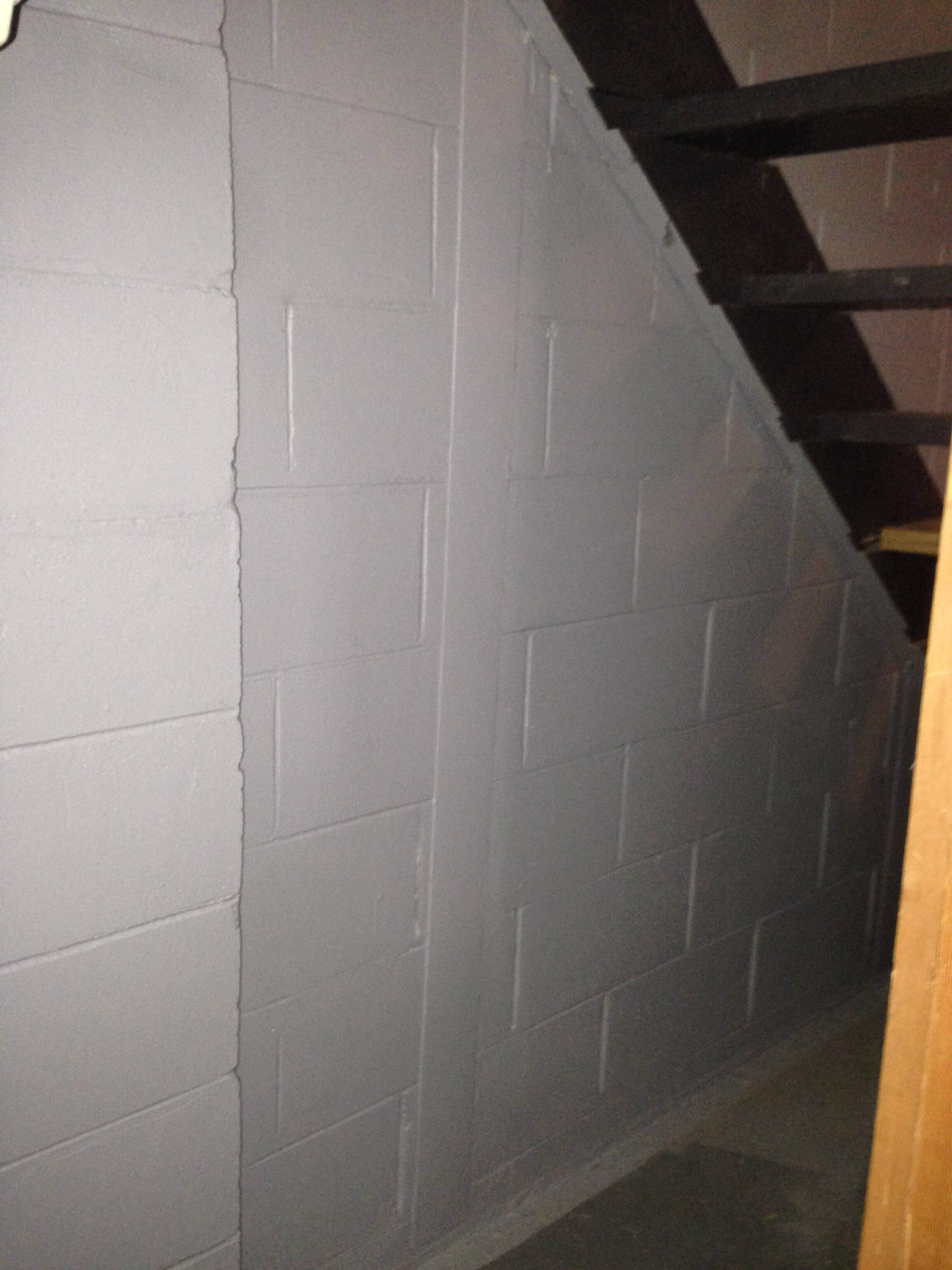 basement crack repair and house waterproofing