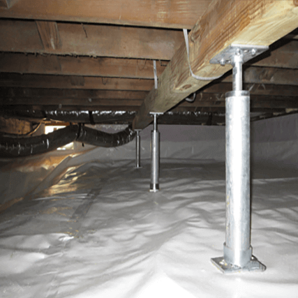 Crawl Space Stabilization | Encapsulation | SouthernDry of Alabama