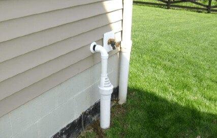 installed freeze relief