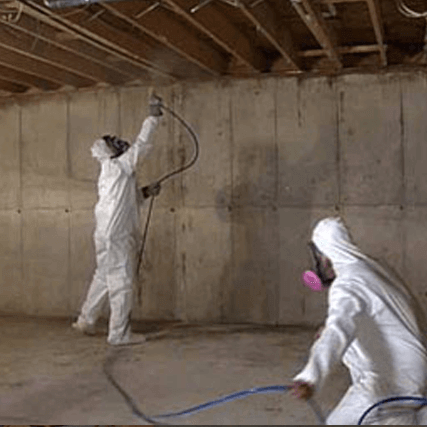 basement and house waterproofing
