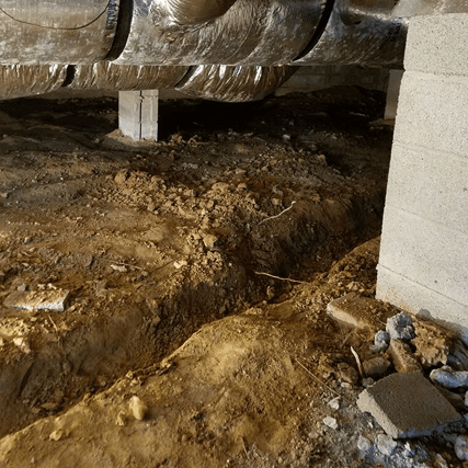 Crawl Space Waterproofing Company Southerndry Pell