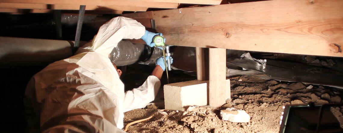 Crawl Space Repair Company