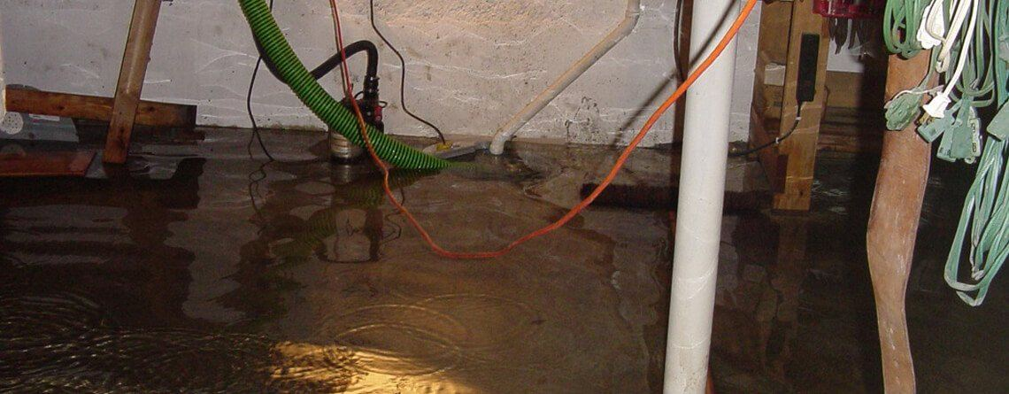 Wet Basement | Basement Waterproofing Services | SouthernDry of Pell City Alabama