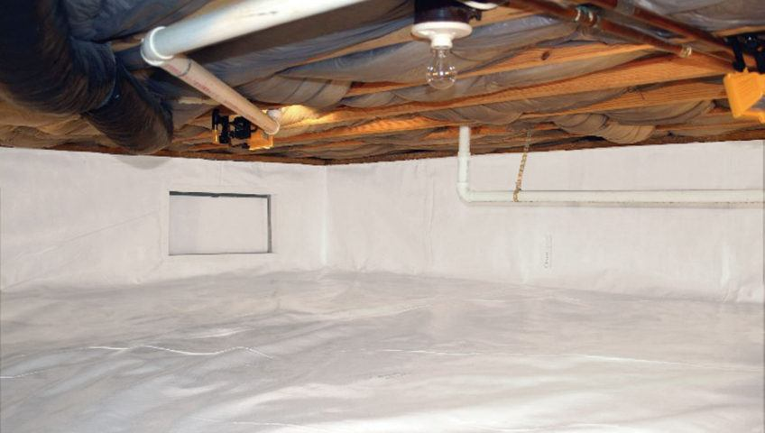 Crawl Space | SouthernDry Waterproofing
